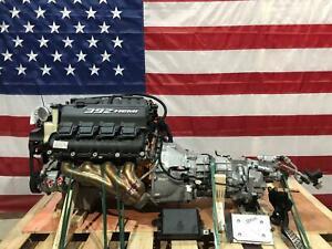 dodge v8 engines for sale 2-2 Dodge 2.2L 2 Hemi V2 Engine/ TR2020 2 Speed Manual
