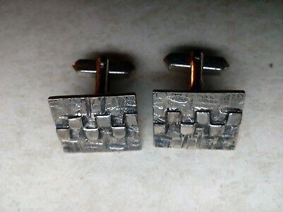 FäHig Manschettenknöpfe,silber 835,massiv AusgewäHltes Material