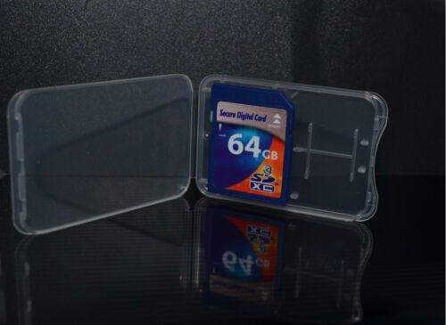 64 gb SDXC tarjeta SD class 10 High Speed para cámara Canon PowerShot s110