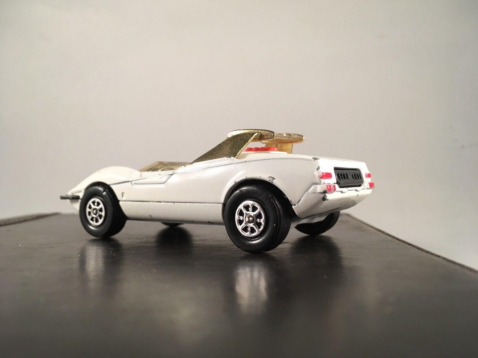 Corgi 380 380 380 Alfa Romeo P33 cd6bc5