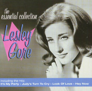 Essential-Collection-Lesley-Gore-2002-CD-NUOVO