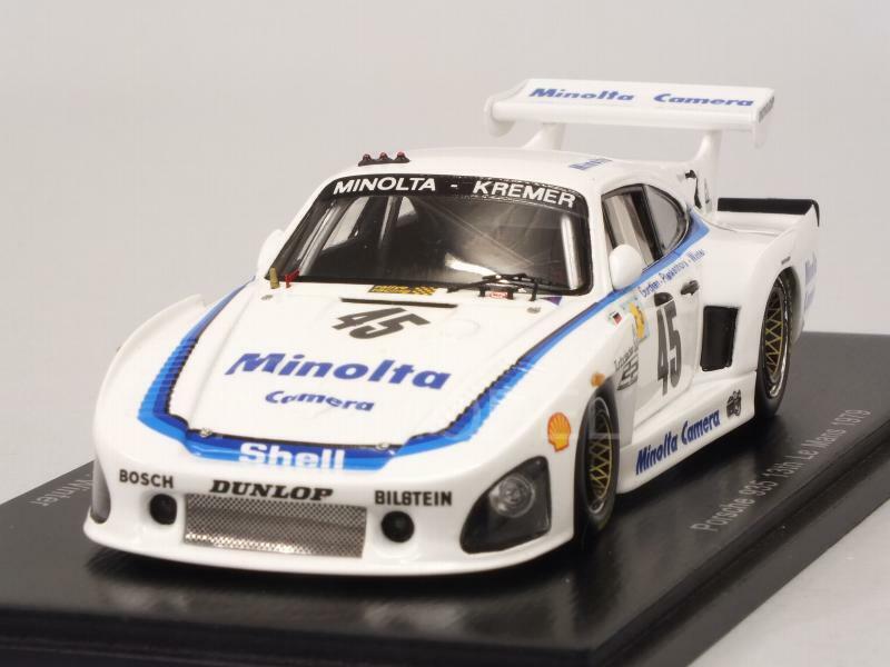 Porsche 935 Le Mans 1979 Plankenhorn - Gurdjian Gurdjian Gurdjian - Winter 1 43 SPARK S5092 a75f5e