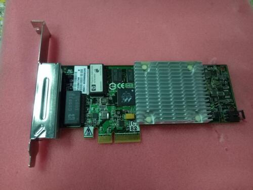 HP NC375T Quad Port PCIe Gigabit Server Netzwerk Karte 539931-001 491176-001