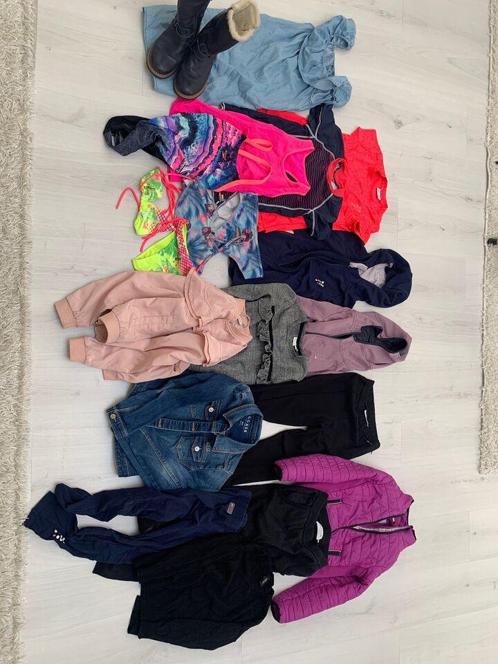 Blandet tøj, Jakke, bukser