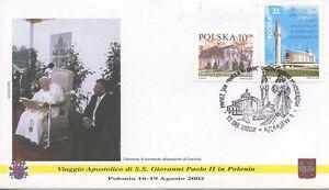 ENVELOPPE-VISITE-DU-PAPE-GIOVANNI-PAOLO-II-POLOGNE-POLSKA-POLONIA-2002