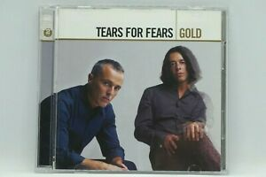 Tears For Fears : GOLD (Best of) 2CD Album - Kurt Smith - Roland Orzabal - HTF