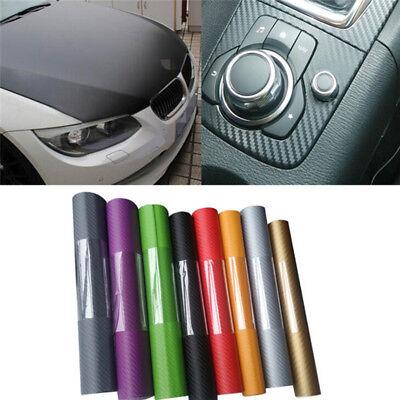 FR/_Autocollant rouleau voiture film vinyle matte fibre de carbone HQ IWLFR