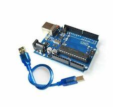 Uno R3 Development Board With Usb Cable 16u2mega328p Chip For Arduino Board New