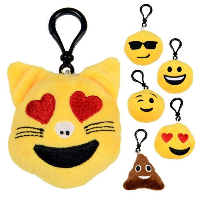 Face with Tears of Joy Emoji Keyring