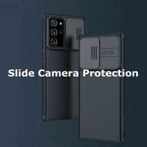 Funda rígida+cámara Protección carcasa para Samsung S20 FE Note20 Ultra A51 A71