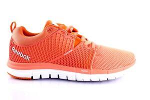 REEBOK-ZQUICK-Dash-M49962-Laufschuhe-Sportschuhe-Trainers-Fitness-Schuhe-Orange