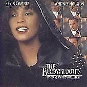 The-Bodyguard-Various-1992-CD-Very-Good-Condition