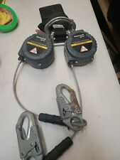 Honeywell Miller Turbolite Double Fall Protection Retractable