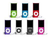 2gb 4gb 8gb 16gb 1.8 Lcd Mp3 Mp4 Music Video Fm Radio Multimedia Player 9 Colors
