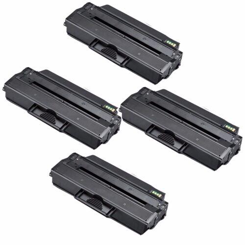 2//3//4//5-Pack//Pk B1260 Black Toner Cartridge For Dell B1260dn B1265dfw B1265dnf