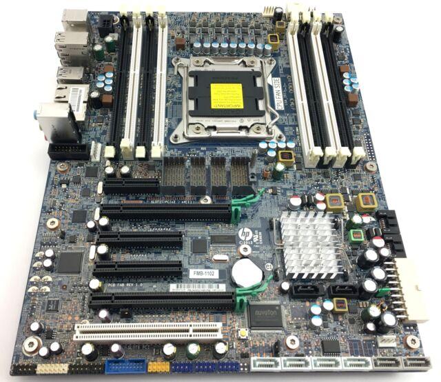 HP 618264-001 619559 Z620 Workstation LGA 2011 ATX Motherboard