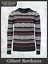 Christmas-Woollen-Jumper-Regular-Sweater-Heavy-Knitwear-Present-Gift-Men-039-s-Blue thumbnail 9