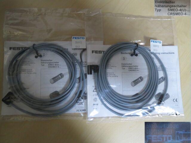 FESTO SMEO-4U-K-LED-230  150011  Näherungsschalter  OVP NEU