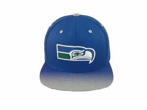 Mitchell-amp-Ness-Seattle-Seahawks-NFL-Stop-on-a-Dime-Snapback-Hat-Cap-R-Wilson