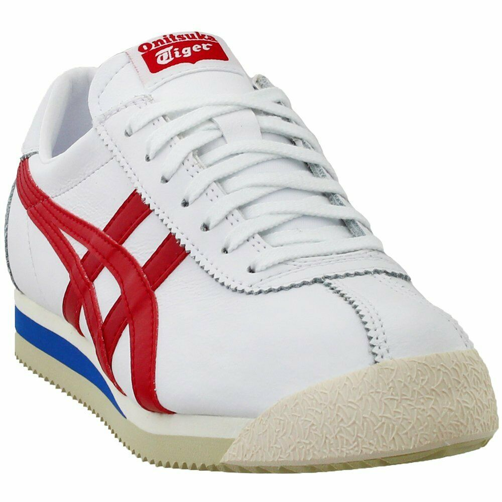 timeless design bbd04 5de75 ASICS Tiger - White - Mens Corsair Sneakers nmscer3950-Athletic Shoes