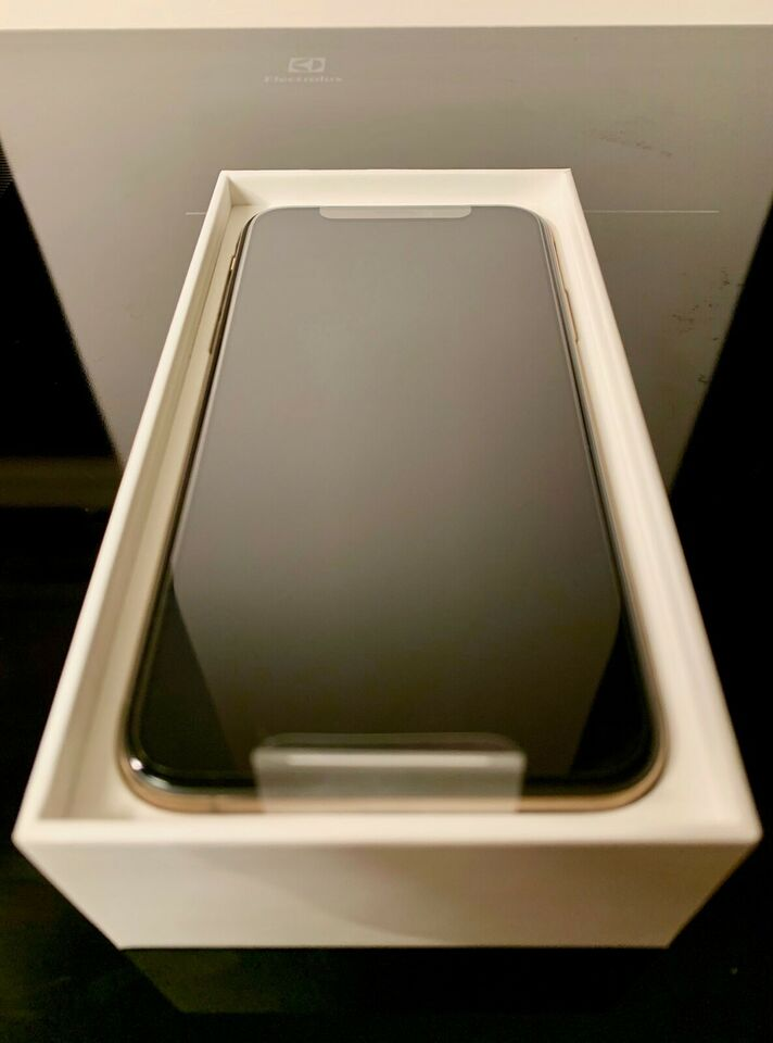 iPhone XS, 256 GB, guld