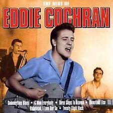 The Best of Eddie Cochran sealed CD import 2004 EMI 20 tracks