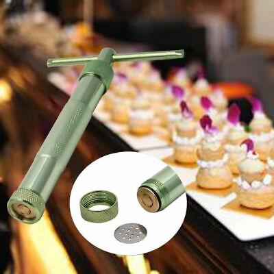 Romantisch 20tlg Fondant Presse Metal Clay Extruder Zuckerpaste Zuckerfertigkeit Kuchen Llj Mit Dem Besten Service Möbel & Wohnen