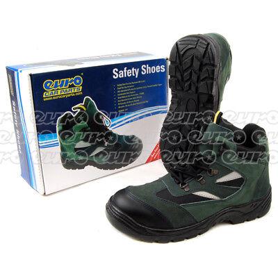 Centek CENTEK-FS330-SIZE8 Safety Shoes Work Boots Size 8 Protection Garage