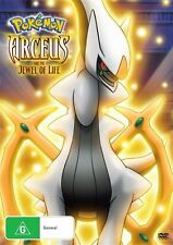 Pokemon - Arceus & The Jewel Of Life : Movie 12 (DVD, 2017) (Region 4) Aussie