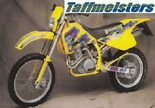 Husaberg 1996 Decal Set Original ENDURO models with kickstart oem 19008701