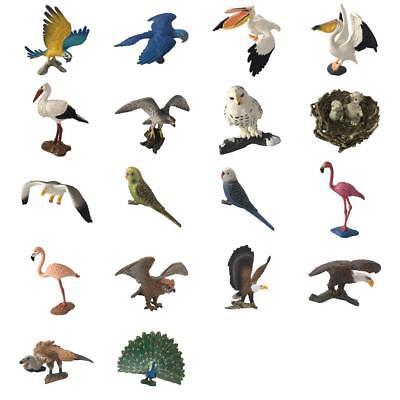 Emulational Bird Animal Model Toy Model Environmentally Friendly Pelican#2