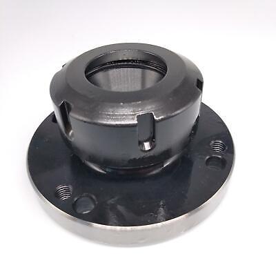 US Stock 100mm Diameter ER-40 Collet Chuck Compact Lathe Tight Tolerance