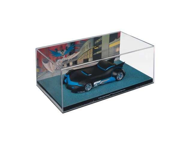 The Batmobile Batman Comics Book #652-1:43 Eaglemoss Model Car Diecast 020