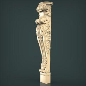284 STL Model for CNC Router 3D Printer  Artcam Aspire Bas Relief