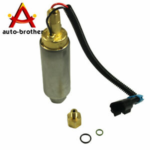 5.7 carburated engines replaces 861155a3 Low pressure electric fuel pump for Mercury Mercruiser 4.3 5.0