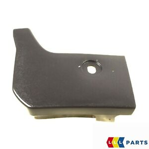 NEW-GENUINE-FORD-FIESTA-MK7-08-12-FRONT-SIDE-SKIRT-END-COVER-TRIM-RIGHT-O-S