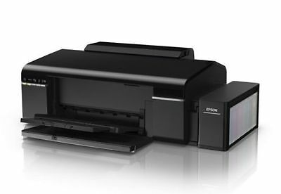 DHL Ship - NEW EPSON L805 Wi-Fi 6-Colours Inkjet Photo Printer ink tank  system   eBay