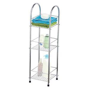 Image Is Loading 3 Tier Storage Display Organizer Standing Rack Shelving