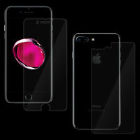 2PCS 5.5Inch HD Screen Protector Curve Full Cover Clear Film For iPhone 7 Plus
