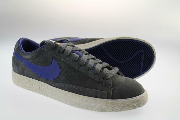 Nike Blazer Low Prm Vintage Mens Trainers UK Sizes 6 6.5 8.5 11  443903 002