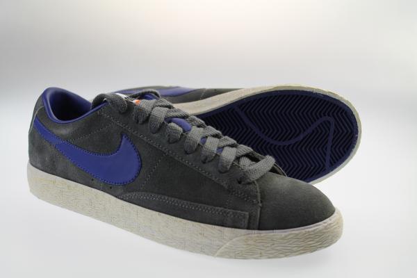 Nike Blazer Blazer Blazer bajas Prm Vintage Zapatillas Hombre GB tamaños 6 6.5 8.5 11 443903 144435