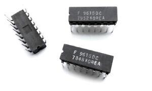 F10114DC Fairchild Triple Line Receiver ECL MC10114L 10114 CDIP-16 IC