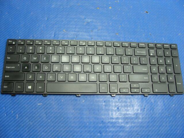 """Dell Inspiron 15.6/"""" 15-5547 Genuine Black Backlit Backlight Keyboard G7P48"""