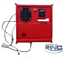 Bedienpult Inverter Steckdose Display Stromgenerator Stromerzeuger Generator