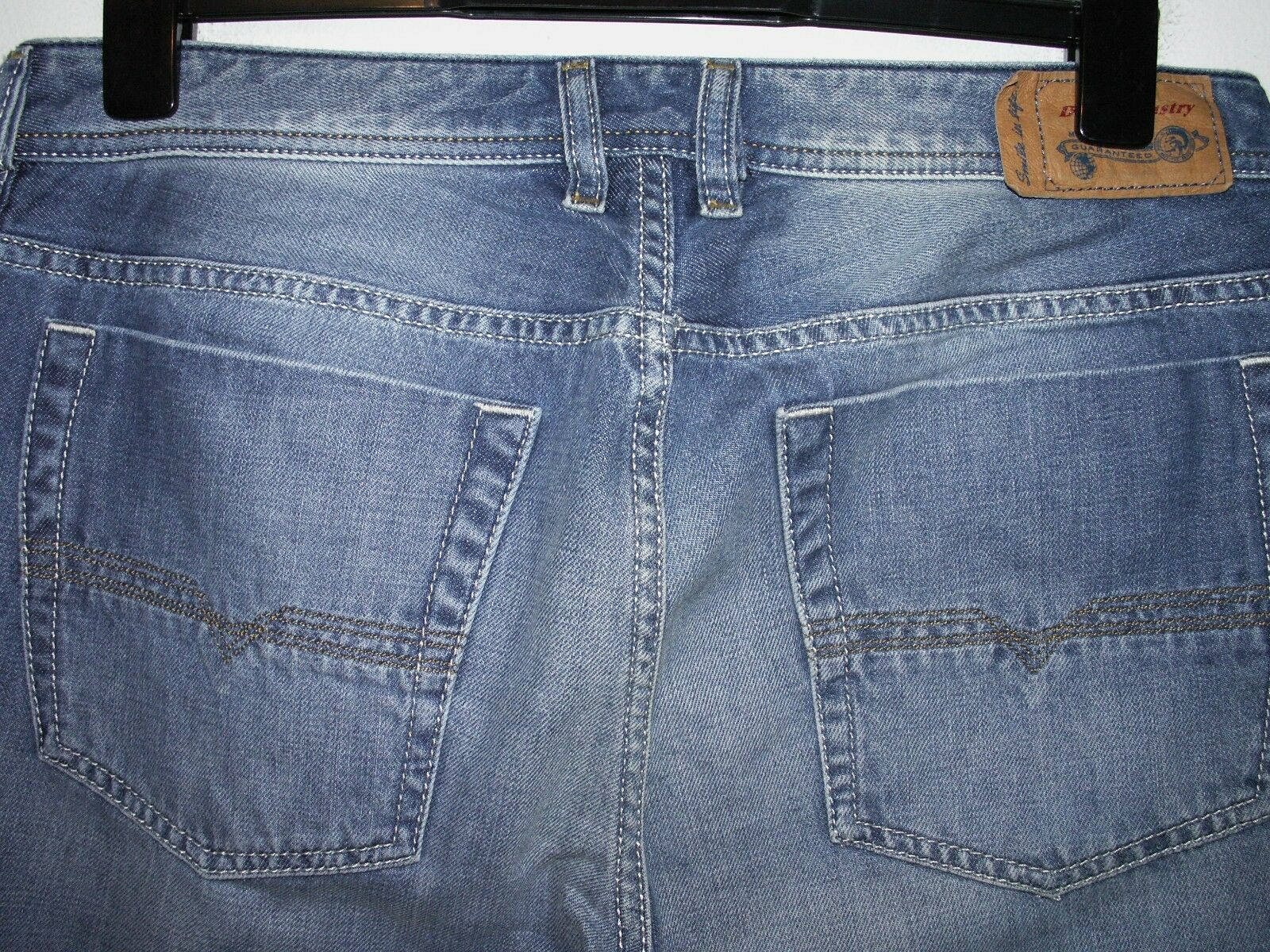 Diesel zatiny bootcut jeans wash 0839C W33 L32 (a1045) .99 sale .99