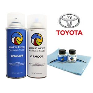 TOYOTA - Genuine OEM Automotive Touch Up/Spray Paint SELECT YOUR COLOR CODE