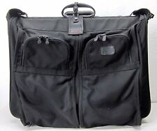 Item 4 Tumi 2231d3 2 Wheeled Large Garment Bag Luggage Black Ballistic Nylon Hanging