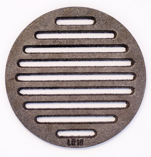 Premium qualité ø 18cm rundrost gussrost ofenrost cuivres ascherost grille de feu