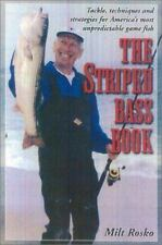 The Striped Bass Book: Tackle, Techniques and Strategies for America's-ExLibrary