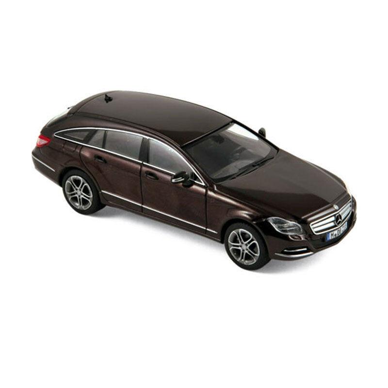NOREV 351310 Mercedes Benz CLS-classe Shooting Brake marron 2012 1 43 Nouveau °